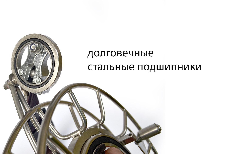 Катушка стальная 26 см изображение 3