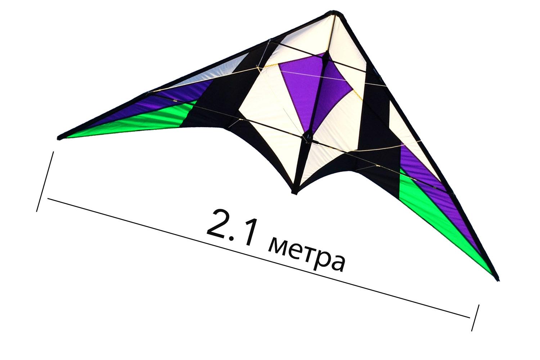 Фиолетовый Томагавк изображение 5