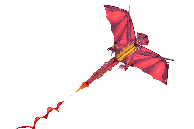 Огненный дракон, воздушный змей с турбиной [ZB767]