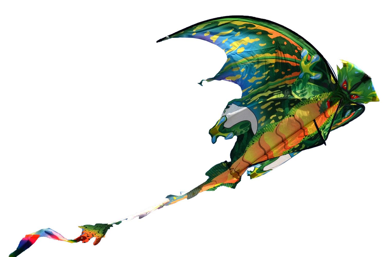 Ядовитая Виверна, воздушный змей [ZB709]