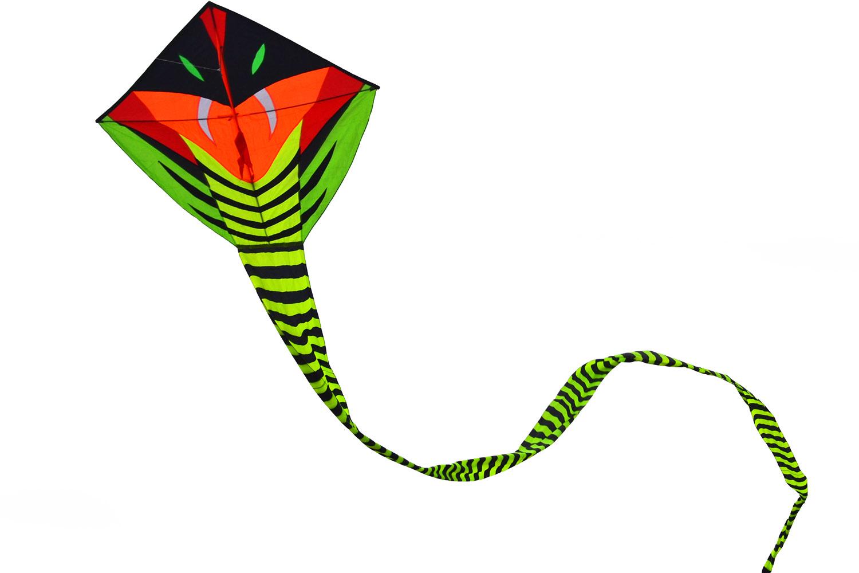 Огромная кобра, воздушный змей 60 метров [ZB776]
