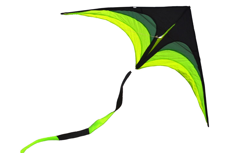Малый Лорикет, воздушный змей c 15-и метровым хвостом [ZB769]