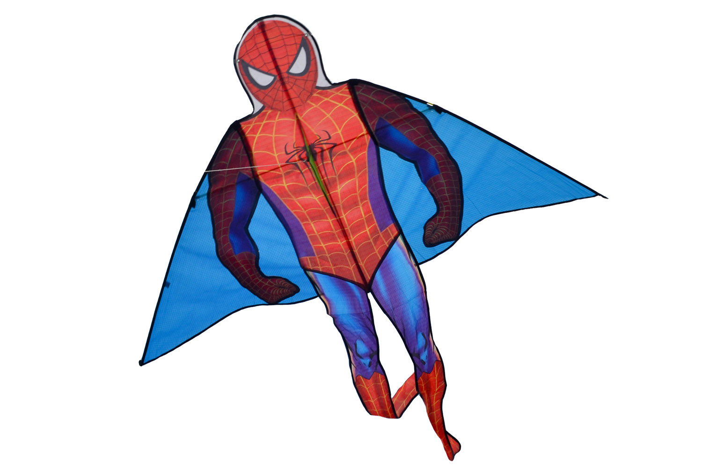 Человек-паук, воздушный змей [ZB756]