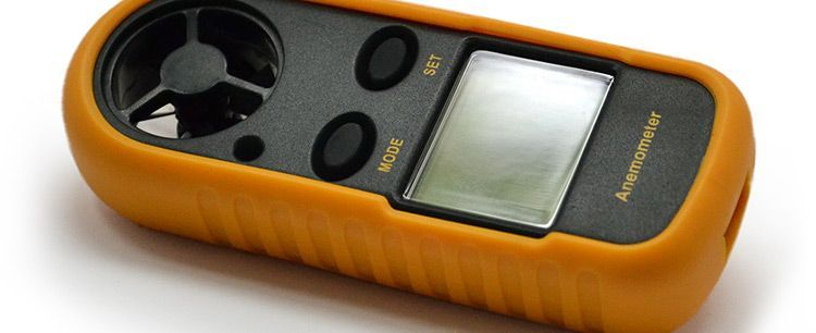 Анемометр GM816 изображение 0