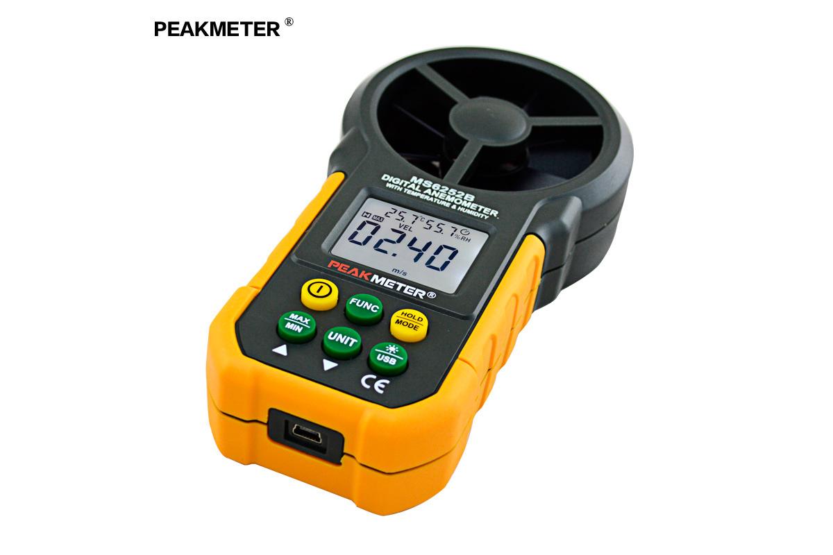 Анемометр PM6252A изображение 1