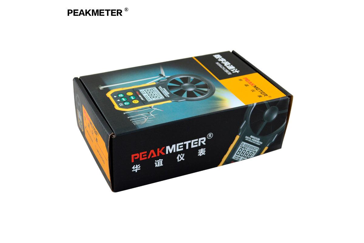 Анемометр PM6252A изображение 2