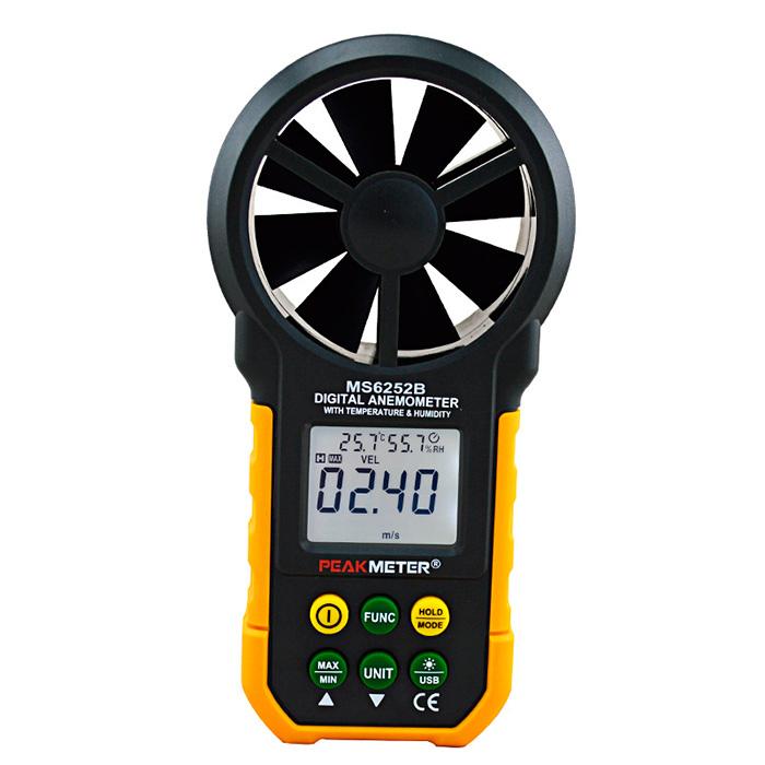 Анемометр PM6252A