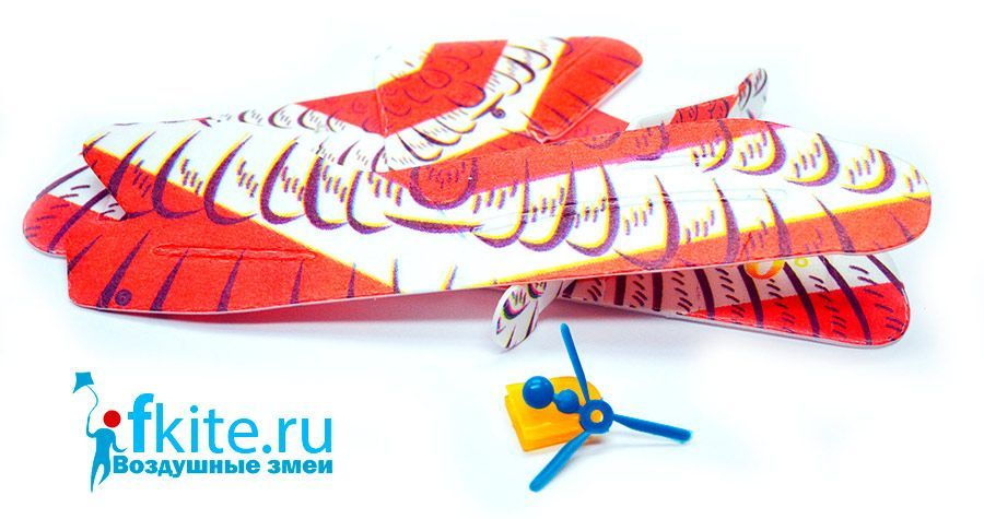 Самолетик 20 см изображение 1
