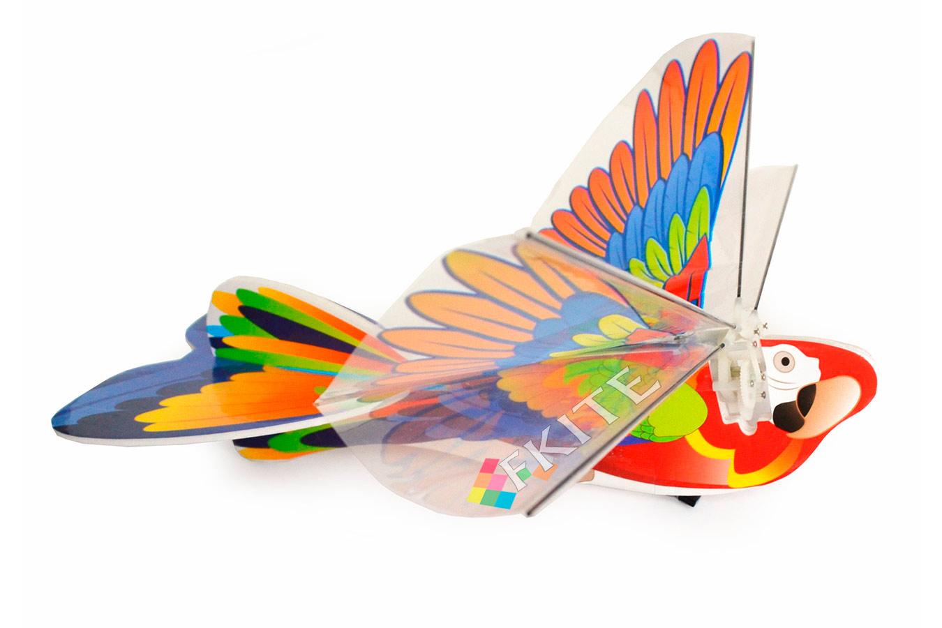 Электрическая летающая птица Попугай [IGPP]