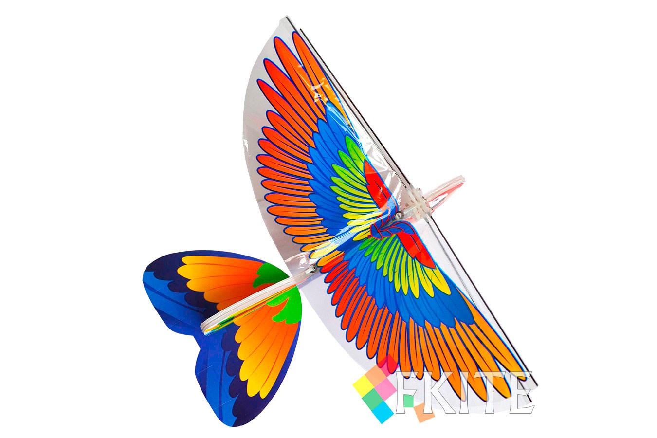 Электрический Попугай изображение 0