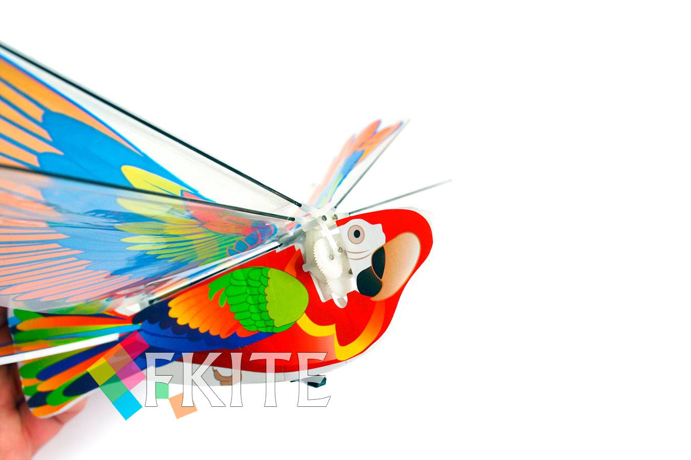 Электрический Попугай изображение 1