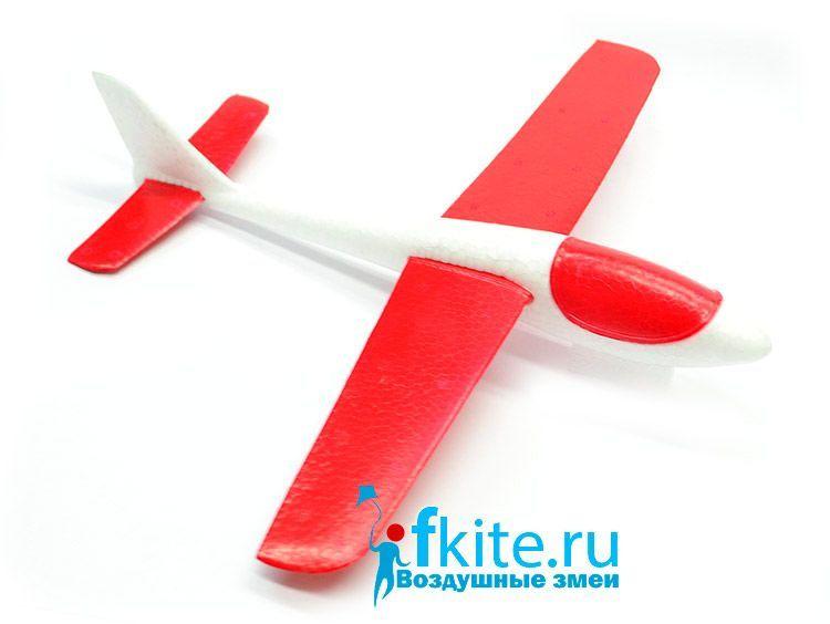Летающий планер 28 см из пенопласта [FLPP28]