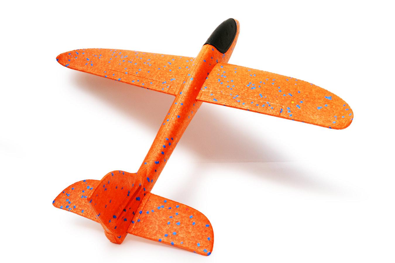 Планер 48 см оранжевый изображение 0