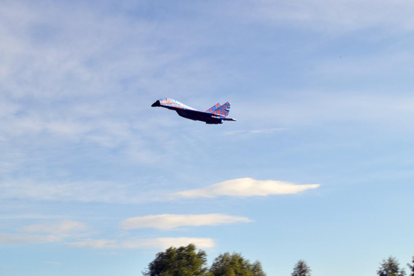 Планер Су-35 изображение 3
