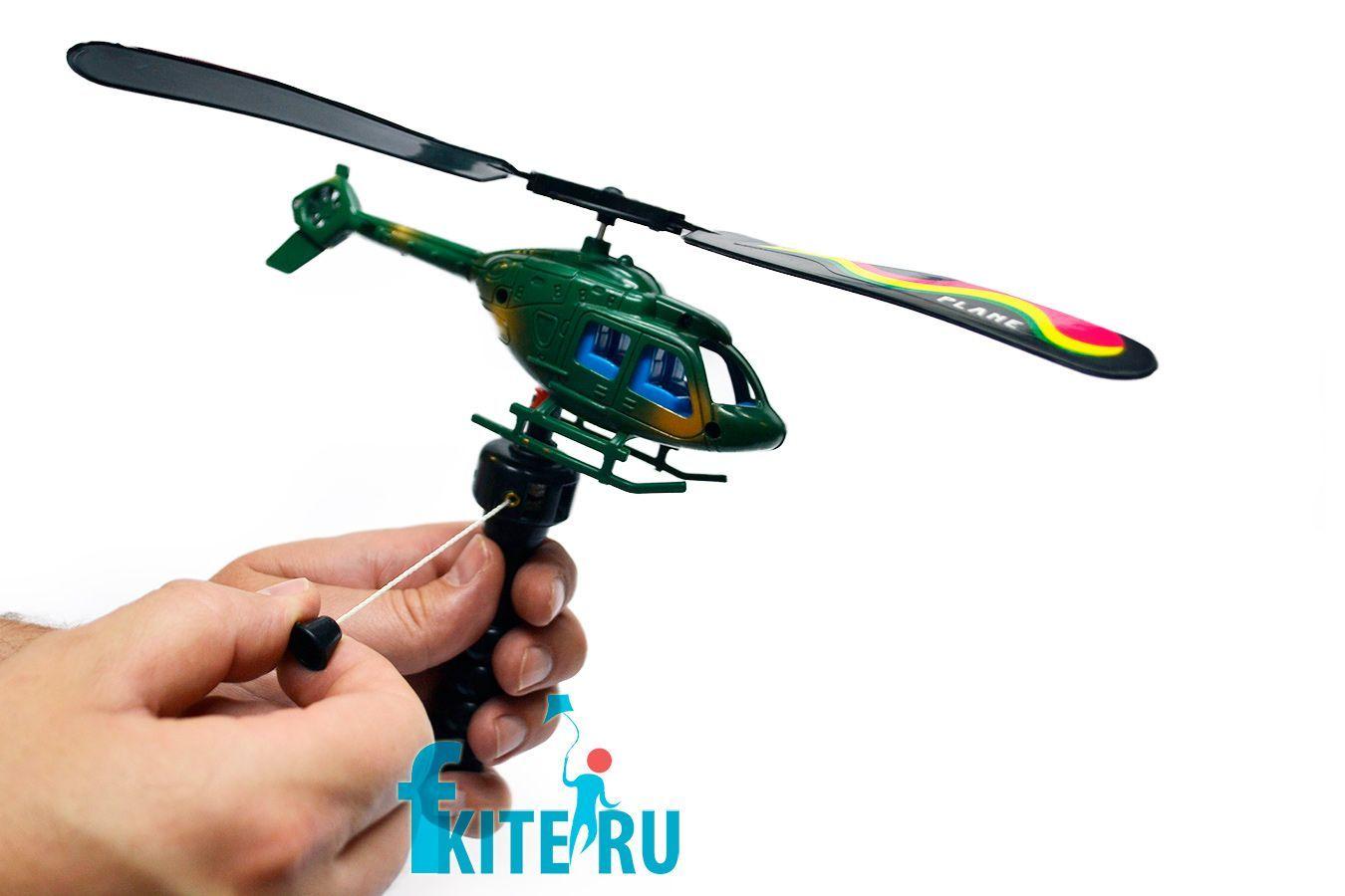 Вертолет Разведчик изображение 1