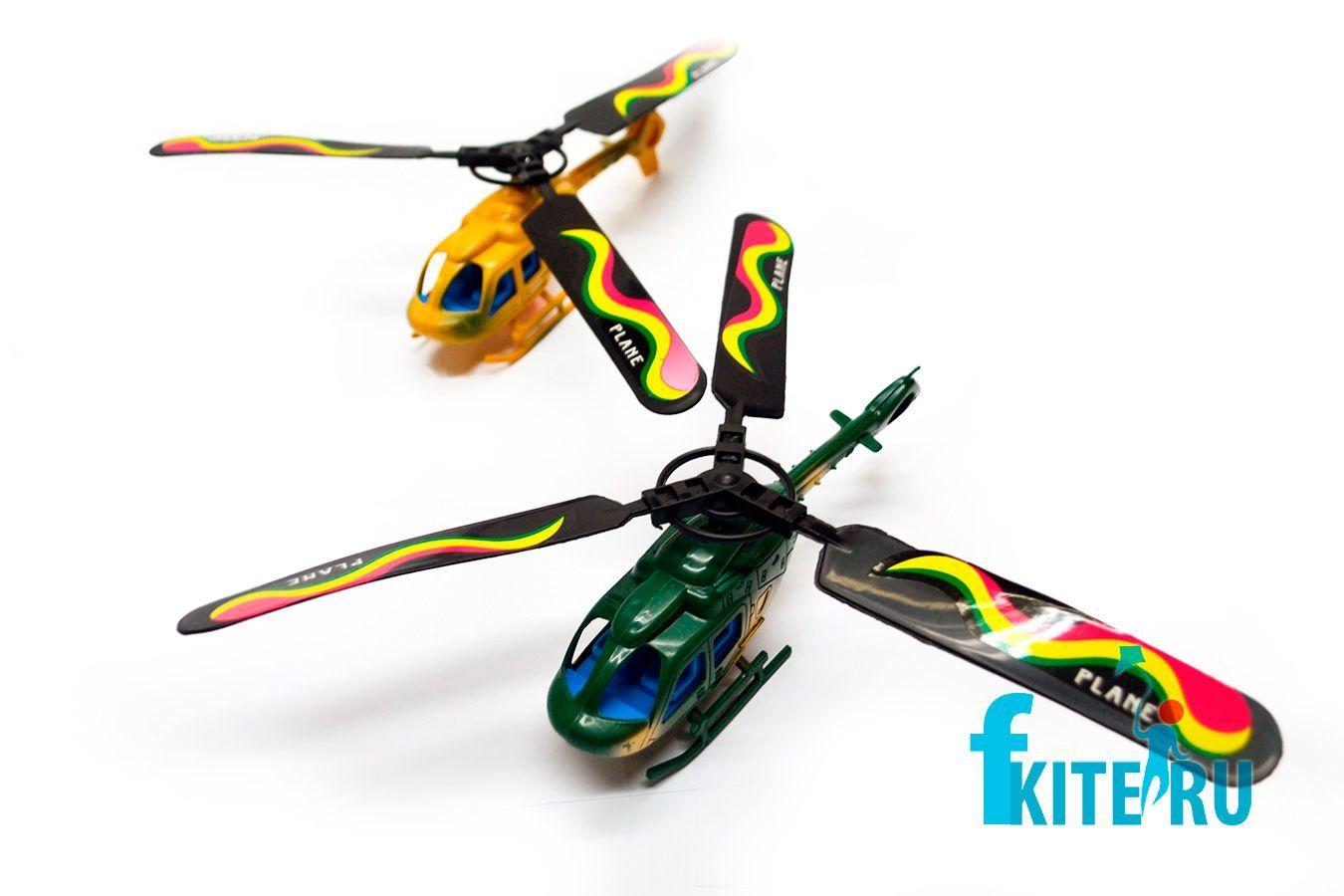 Вертолет Разведчик изображение 2