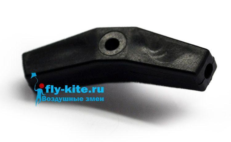 Фитинг cross joint 3 mm соединительный жесткий для воздушного змея, кайта [FTS31]