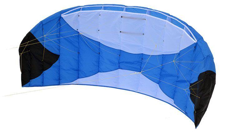 Кайт пилотажный Risty Kite 1.2 голубой [KR2B]