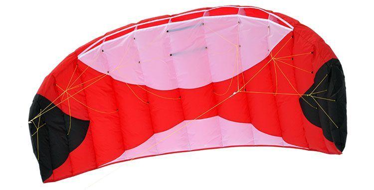 Кайт пилотажный Risty Kite 1.2 красный [KR2R]