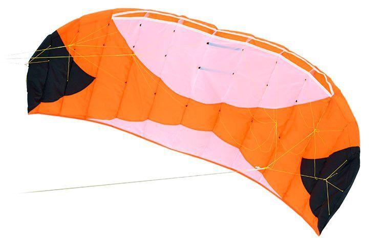 Кайт пилотажный Risty Kite 2.4 оранжевый [KR4O]