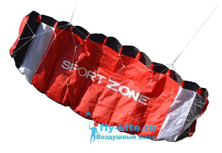 Кайт пилотажный SportZone Power Kite [KRSZ]