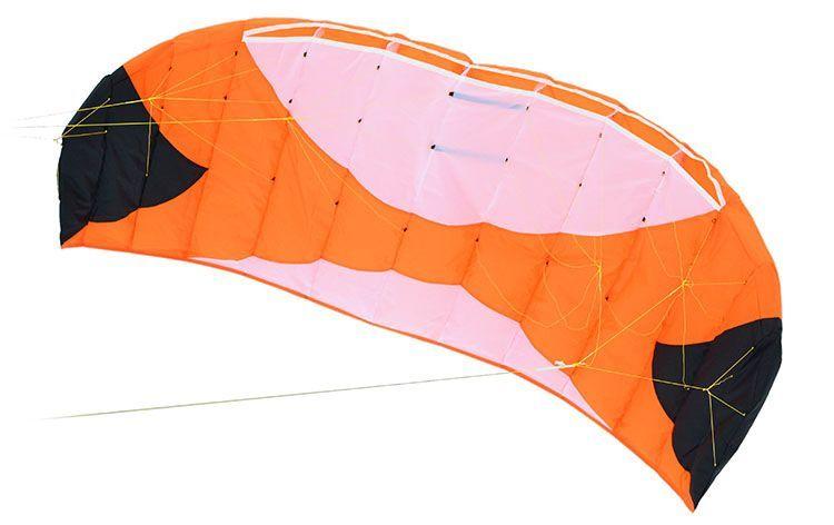 Кайт пилотажный Swing Kite 1.3 оранжевое крыло [KS3O]