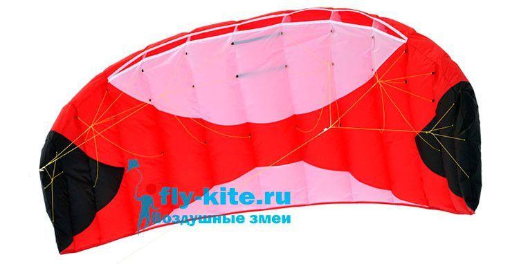 Кайт пилотажный Swing Kite 1.6 красное крыло [KS6R]