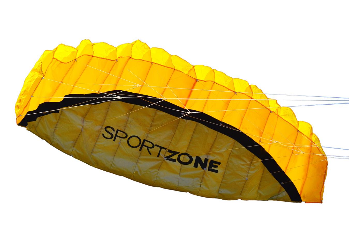 Энергия неба SportZone 2.5, пилотажный кайт [KP25Z]