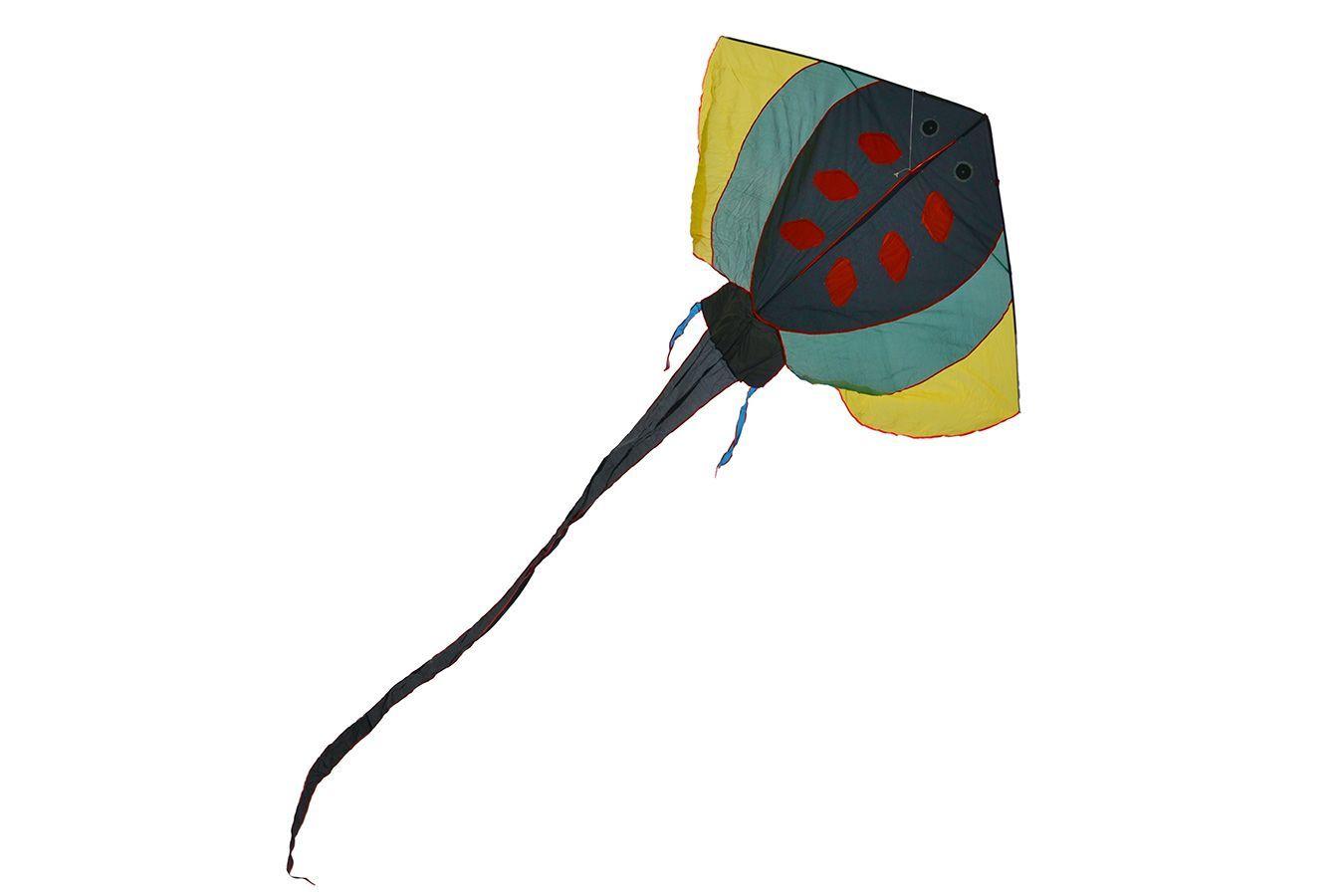 Боевой Мечехвост, воздушный змей 5 метров [ZBMK003]