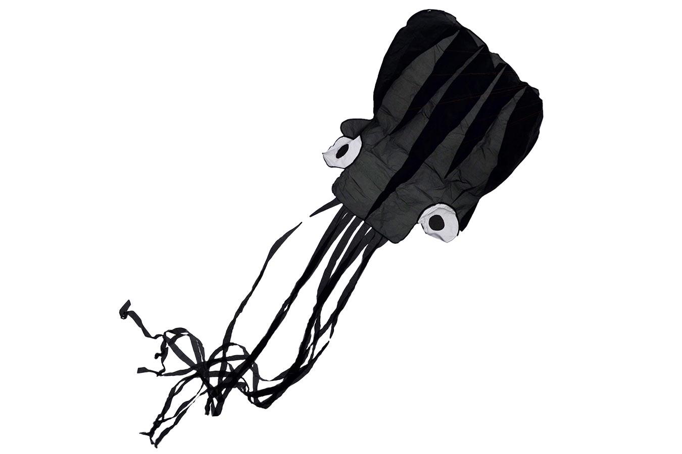 Боевой Осьминог, воздушный змей [ZBBO]