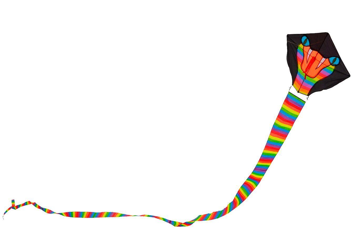 Змей воздушный Gran Serpiente Большая Змея, 32 метра [ZB32GS]