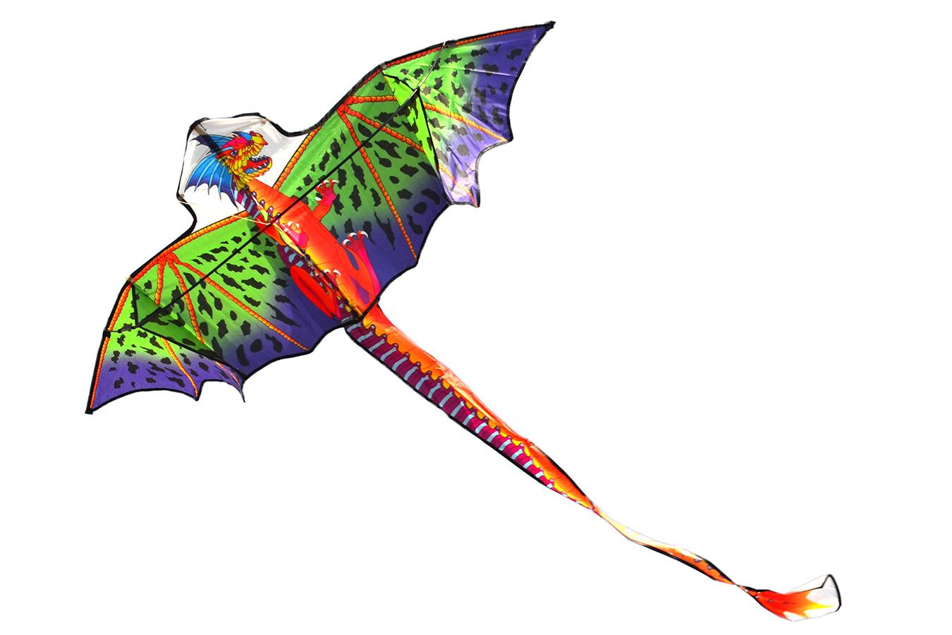 Ядовитый Дрейк, воздушный змей [ZB539]