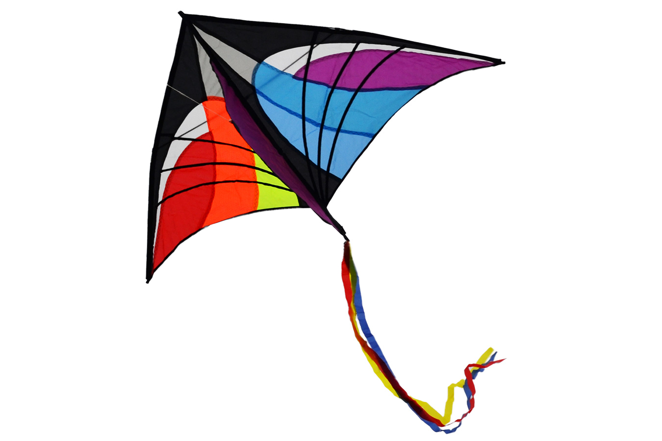 Джунгли, воздушный змей [ZBOJ]