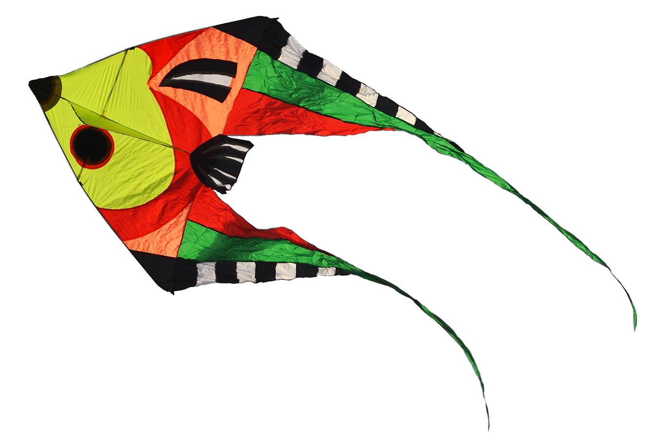 Змей воздушный Фронтоза желтая [ZVKTY]