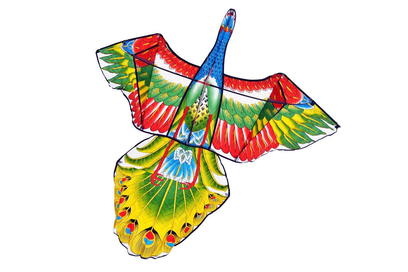 Жар птица, воздушный змей [ZBJ2M]