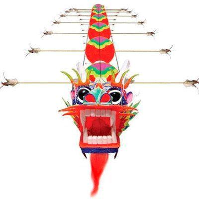 Китайский Дракон 15 метров