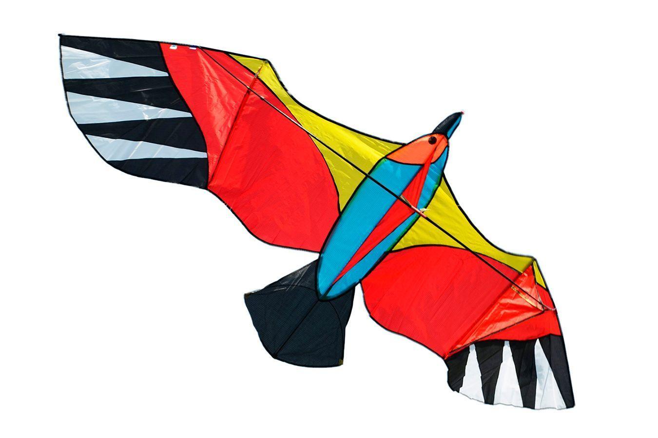 Змей воздушный Оранжевая Чайка [ZBOS]