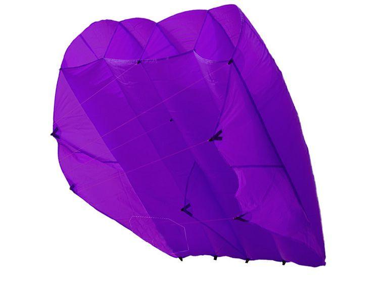 Leader 8.2 фиолетовый, профессиональный воздушный змей лифт [ZBL8P]