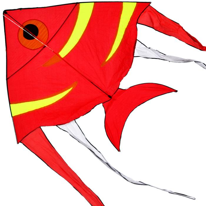 змей воздушный рыба бабочка [zbfb]