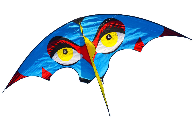 Синий Клест, воздушный змей [ZBBK]