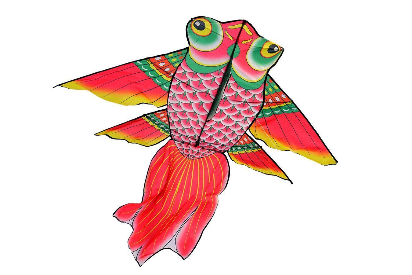 Красная Оранда, воздушный змей [ZBSK013]