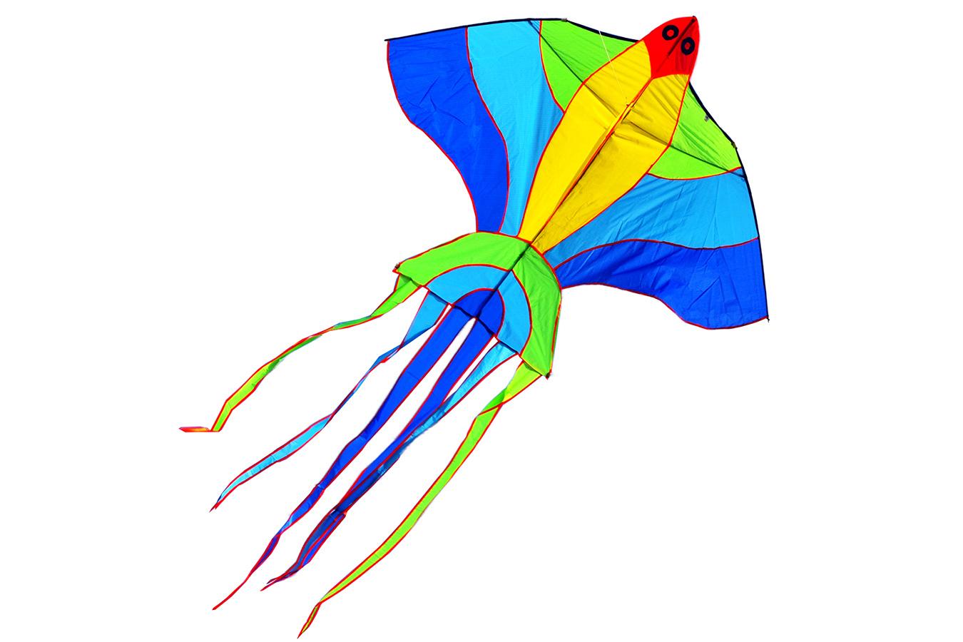 Лирохвост, воздушный змей 2.7 метра [ZB530]