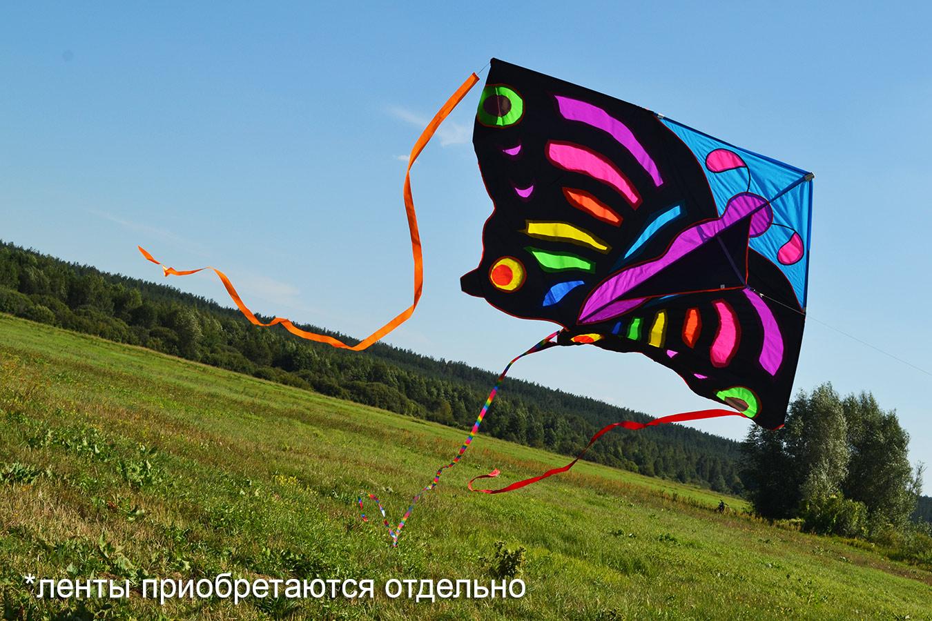 Огромная бабочка изображение 4