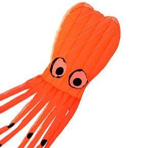Оранжевый кальмар