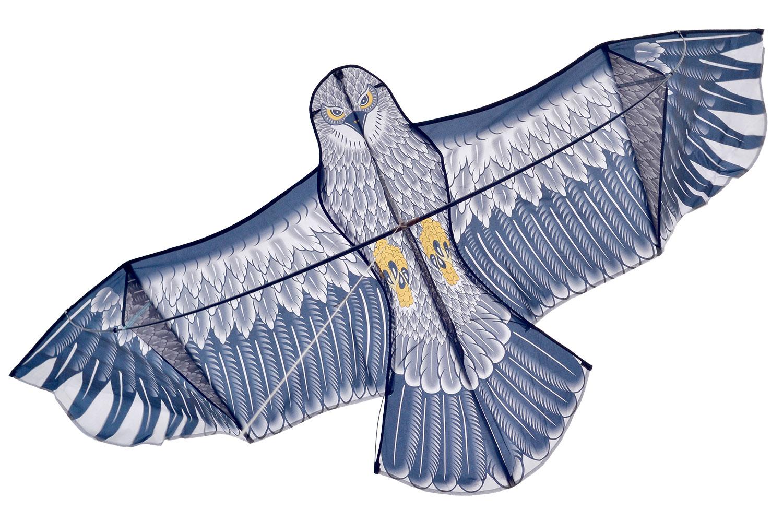 Серый Ястреб, воздушный змей 2.5 метра [ZB581]