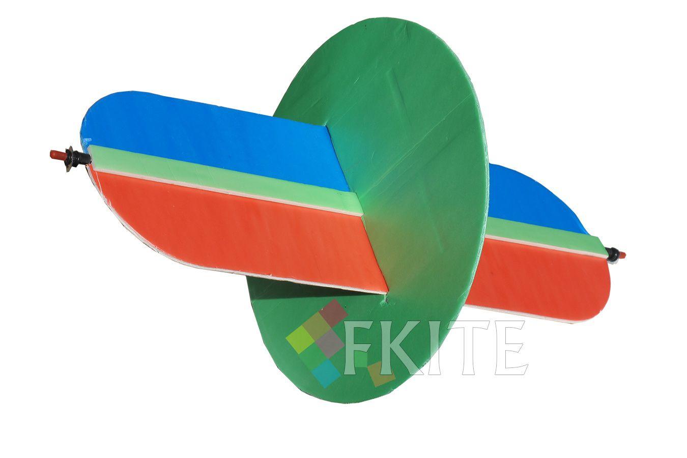 UFO роторный воздушный змей [ZBUFO]