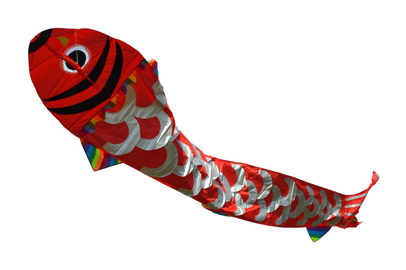 Змей воздушный Зеркальный карп [ZBCK003]