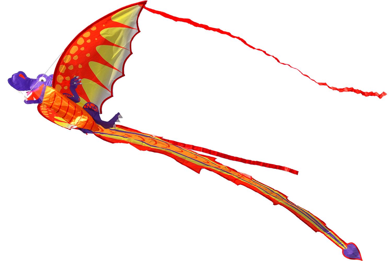 Дракончик Спайро 3D, воздушный змей [ZB736]