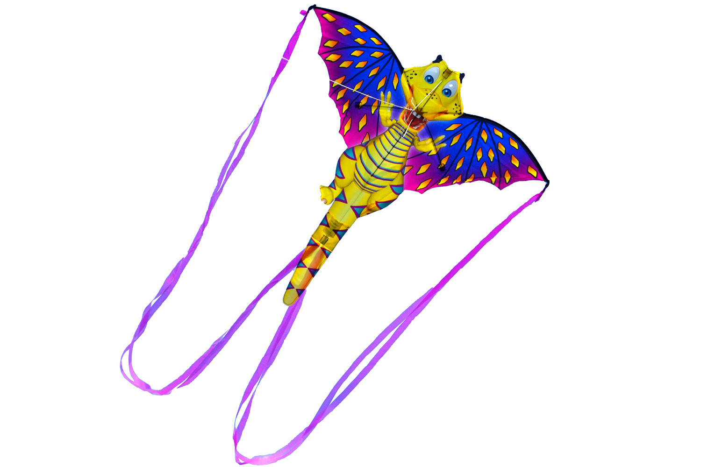 Веселый дракончик, воздушный змей [ZB734]