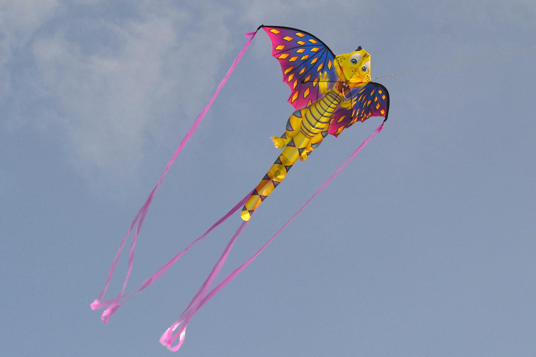 Веселый дракончик изображение 1